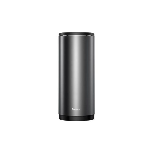 Baseus Vehicle-mounted Car Trash Can with Lid Dark gray - TechBeans Inc.